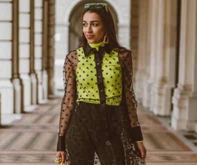 Fashion Trend: Neon